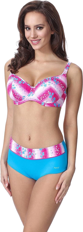 Feba Figurformender Damen Bikini F06 2 B01ARZ43AU  Diversifiziertes neues Design