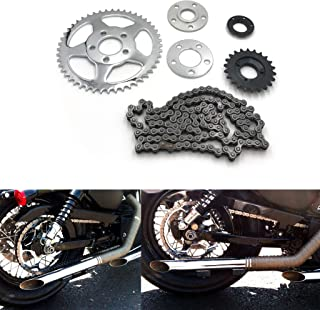 XKH- Replacement of Chain Drive Transmission Sprocket Conversion Kit Harley Sportster 2000-2019 XL
