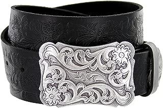 tooled leather belt designs