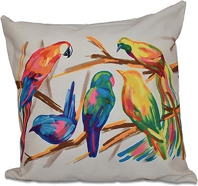 LiLiPi Pop-Art Clown Decorative Accent Throw Pillow