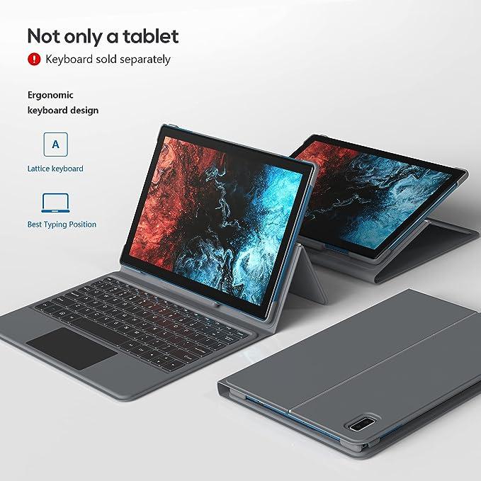 Tablet 10 Pollici, 4G LTE + 5G WiFi, Android 10 VASTKING KingPad K10