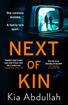 Next of Kin: the brand new gripping and shocking legal thriller that you won't want to miss in 2021!