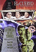 The Raven + The Comedy Of Terrors (PACK EL CUERVO - LA COMEDIA DE LOS TERRORES) - Audio: English, Spanish - Region 2