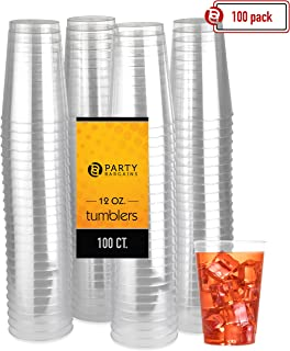 plastic bar cups