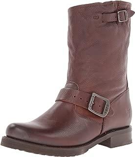 skull frye boots