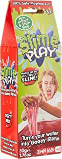 Gelli Baff 5223 Slime Play Powder, 50 g, Red