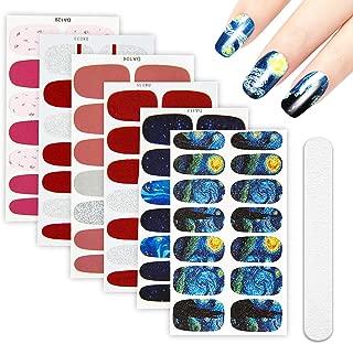 Best nail sticker strips Reviews