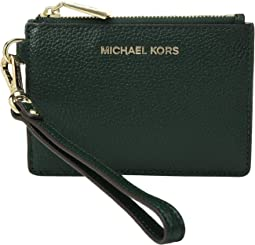4de6340fd696b5 MICHAEL Michael Kors. Mercer Small Coin Purse. $58.00. 5Rated 5 stars.  Racing Green