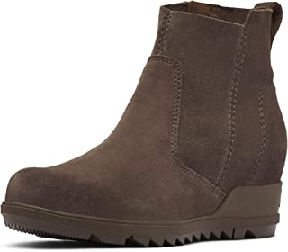 Sorel - Women's Evie Bootie Waterproof Suede Ankle Boot