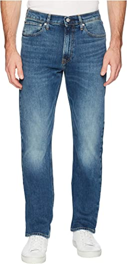 CKJ 035 Straight Jeans in Houston Mid Blue