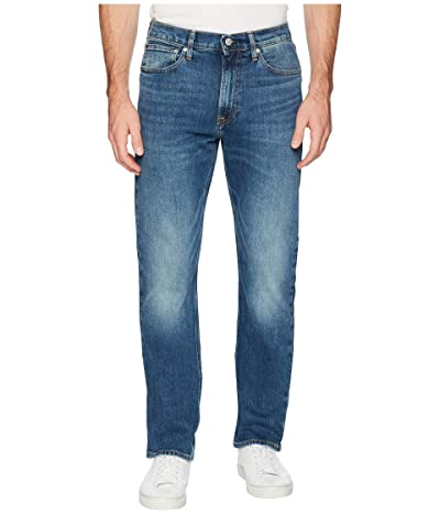 Calvin Klein Jeans Straight Fit (Houston Mid Blue) Men