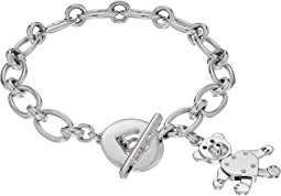 Pomellato 67 Teddy Bear Orsetto T-Bar Bracelet