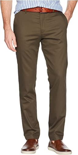 Slim Tapered Signature 2.0 Khaki Creaseless Pants
