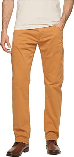 Mavi Jeans - Zach Regular Rise Straight Leg in Almond Twill