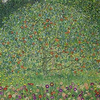 Apple Tree I, 1912 by Gustav Klimt Art Print, 32 x 32 inches