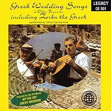 Greek Wedding Songs & Other Favorites Including Zorba The Greek