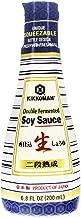 Kikkoman Double Fermented Soy Sauce, 6.8 fl. oz.