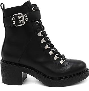 8be06b39 Janet Sport 0002249 - Botas para Mujer, Color Negro