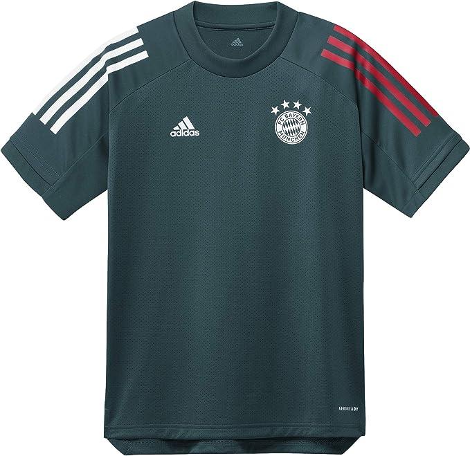 adidas 20/21 FC Bayern Training Jersey Maglia da Allenamento ...