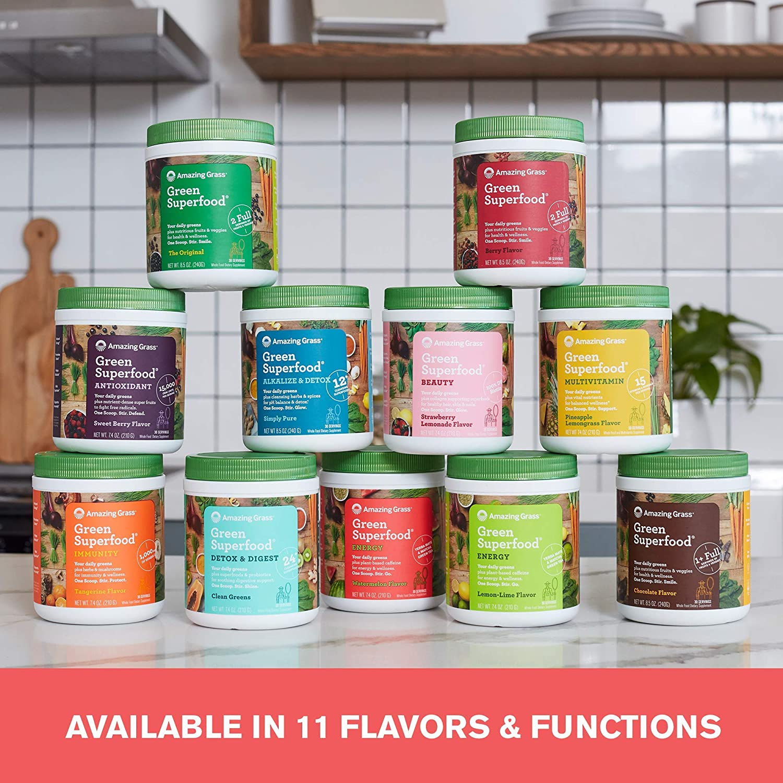 19+ Buy Amazing Grass Green Superfood Energy Super Greens Powder ... Fotografie