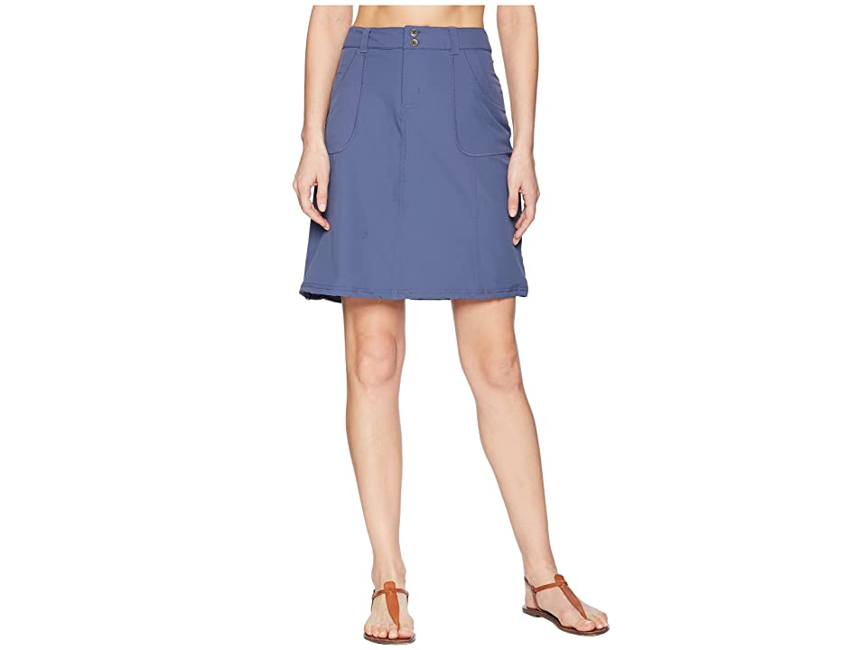 Aventura Clothing Shiloh Skirt (Blue Indigo) Women