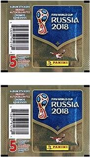 Panini 2018 FIFA World Cup Russia - 10 Stickers