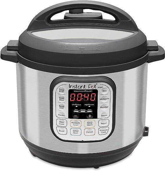 Instant Pot IP-DUO60 321 Electric Pressure Cooker