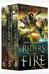 Riders of Fire Books 4-6: Dragon Strike, Dragon War, Sea Dragon (Riders of Fire Collections Book 2) Kindle Edition