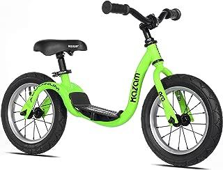 KaZAM Pro Alloy No Pedal Balance Bike Green, 12 inch (37446K)