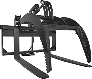pallet fork grapple attachment