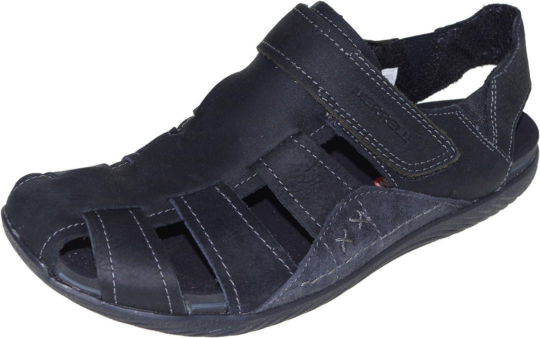 Merrell shoes - BASK Fisher - Black