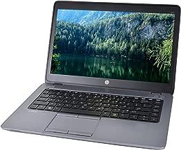 HP EliteBook 840 G2 14in Laptop, Core i5-5200U 2.2GHz, 8GB RAM, 240GB Solid State Drive, Win10P64 (Renewed)