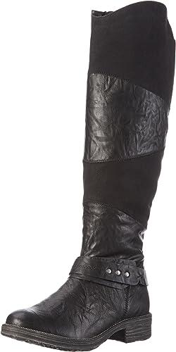 Remonte D1778, botas de Montar para mujer