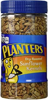 Planters Dry Roasted Sunflower Kernels, 5.85 Ounce -- 12 per case.