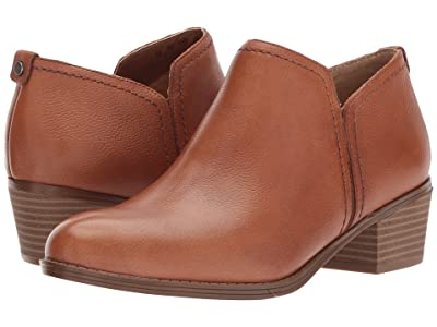 Naturalizer Zarie (Saddle Tan Tumbled Leather) Women
