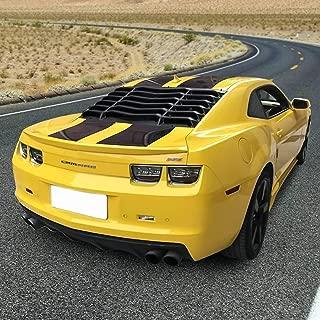 Best 2010 camaro rear louvers Reviews