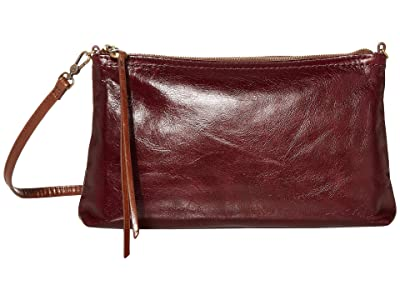 Hobo Darcy (Deep Plum) Cross Body Handbags