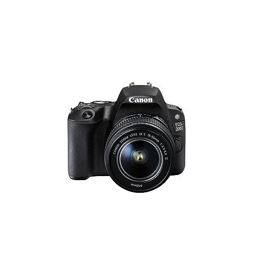 Canon EOS 200D Reflex Numérique + EF-S 18-55mm F/3,5-5,6 III