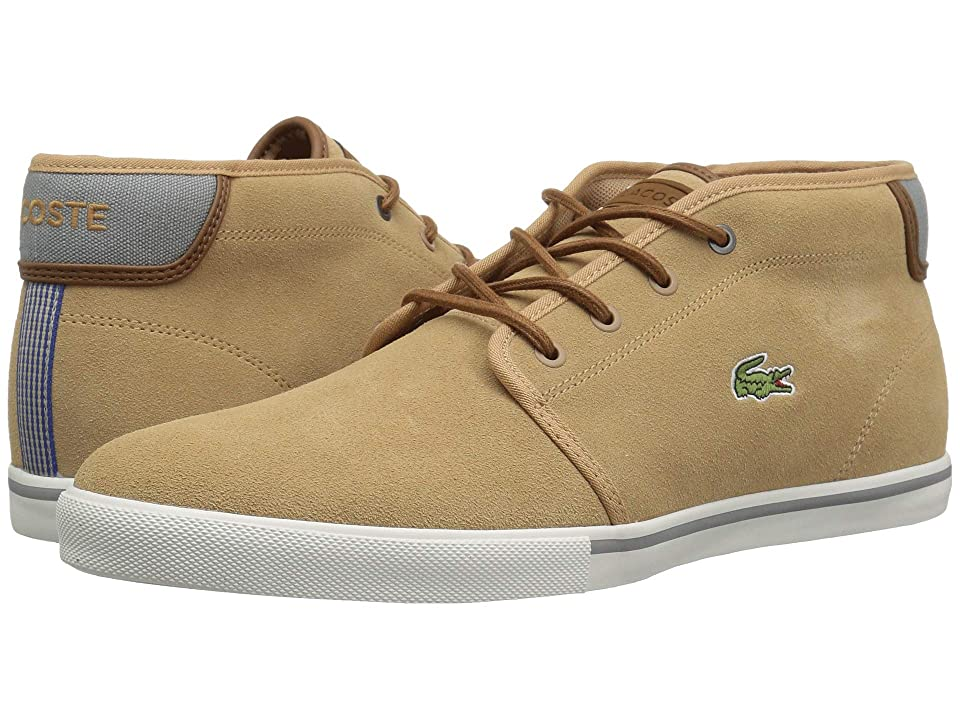 Lacoste Ampthill 318 1 (Light Tan/Tan) Men