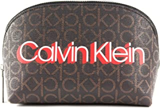 Calvin Klein Cosmetic Bag for Women-Brown
