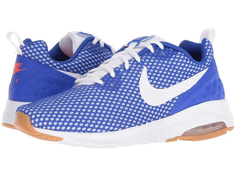 Nike Air Max Motion Low SE (Racer Blue/White/Total Crimson) Men