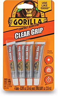 clear contact adhesive glue