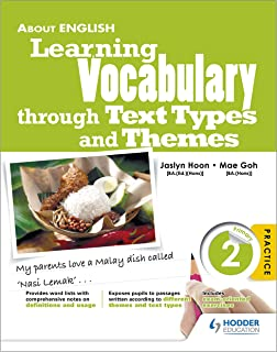 About English: Learning Vocabulary Through Text Types and Themes Primary 2