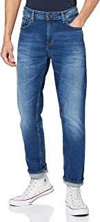 Tommy Hilfiger Ryan Rlxd Strght Wmbs Jeans Uomo