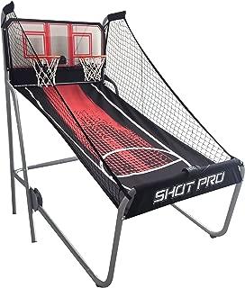 Hathaway Shot Pro Deluxe Electronic Basketball Game