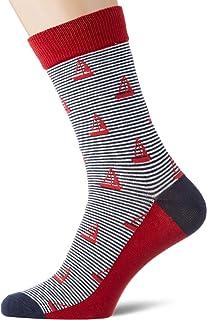 Jack & Jones Men's JACFADING Sock NOOS, Chili Pepper, One Size