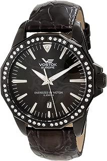 Vostok-Europe Women's YT57/2234167 N-1 Rocket Mother-of-Pearl Dial Watch