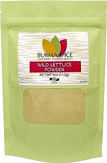 Wild Lettuce Powder (4 oz.)