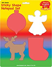 product image for Christmas Sticky Notepad Set