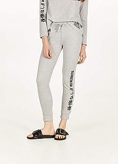 3612dc404d OVS Drawstring Trouser for Women, Grey, Size S